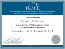Trace 2012-2013